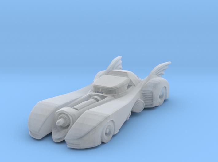 BatmobileII 3d printed