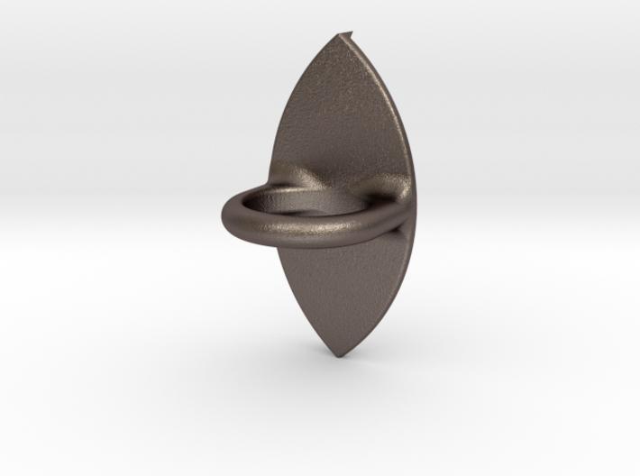 IMPRENTA3D Ring with eye Ø16 3d printed