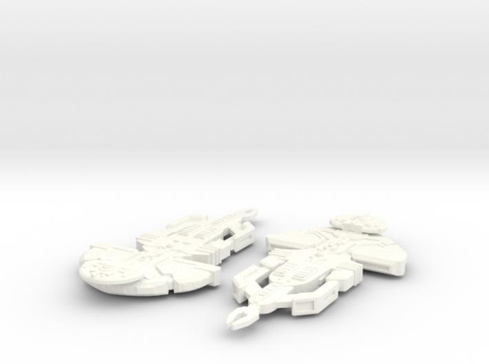 Corrak Class Cardassian 3d printed