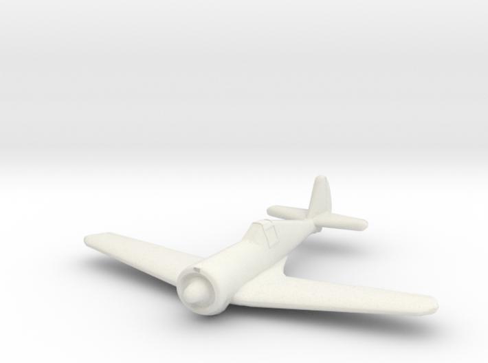 1/200 Curtiss-Wright CW21 B 3d printed