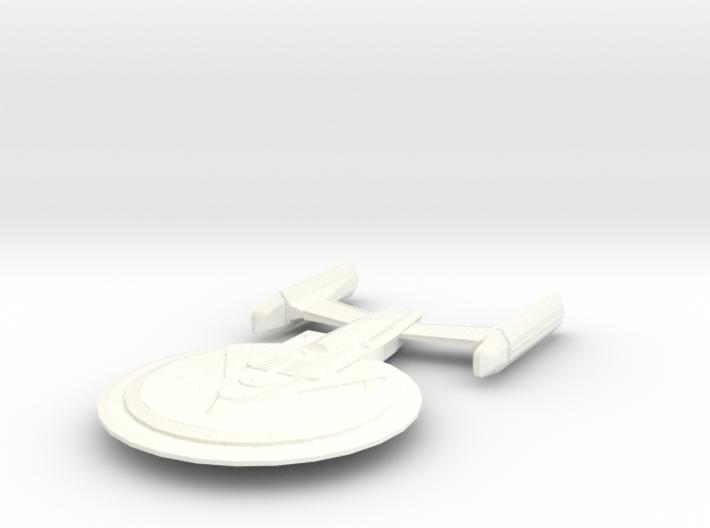 USS Juarez 3d printed