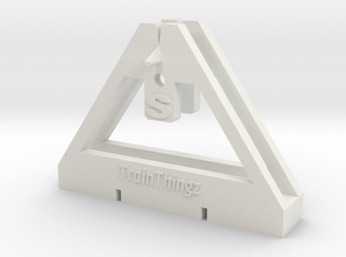 TrackToolz S Gauge Spacing Tool 3d printed