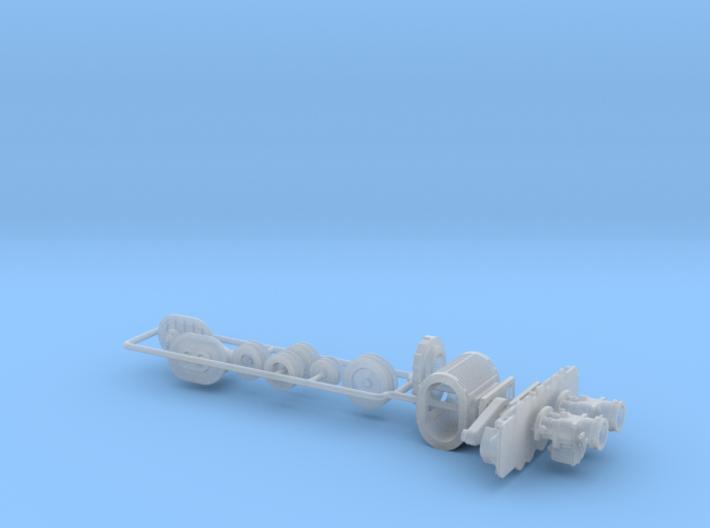 1 16 Flathead SCOT Blower Kit 3d printed