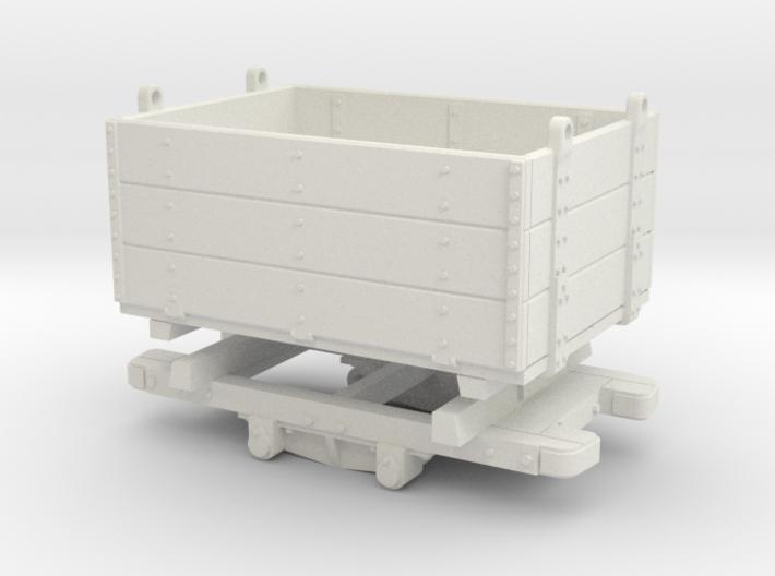 09 Sand Hutton Wagon 3p 3d printed