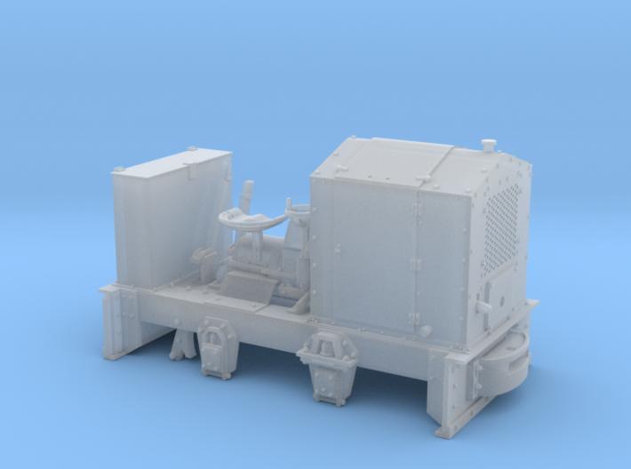 Feldbahn O&RL1a (Spur 0f) 1:45 3d printed