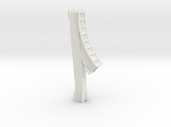 Loopingteil-ROT-vorne-seite.stl 3d printed