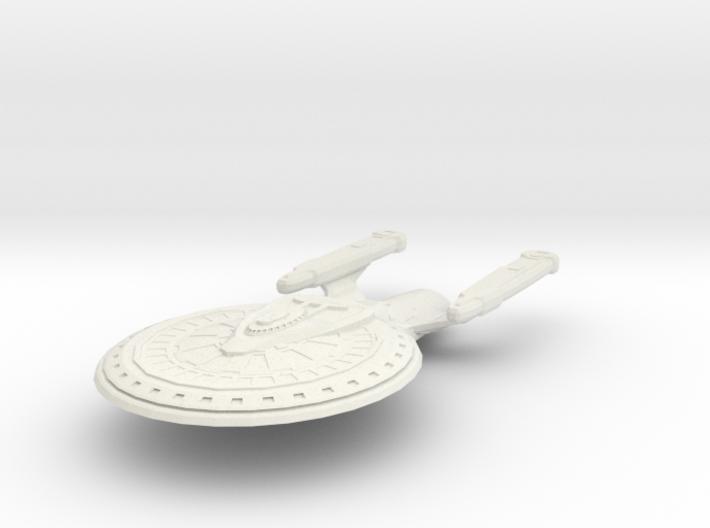 Bismark Calss A- Battleship 3d printed
