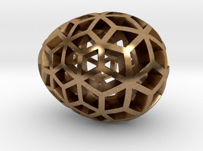 Mosaic Egg #10 3d printed