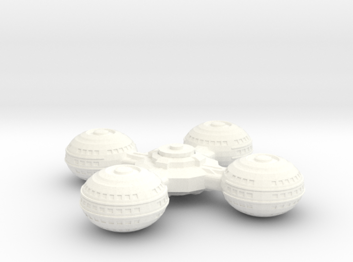 Unimar Station 3d printed