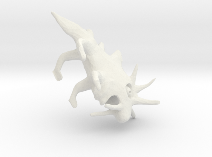 evolutionFish_6 3d printed