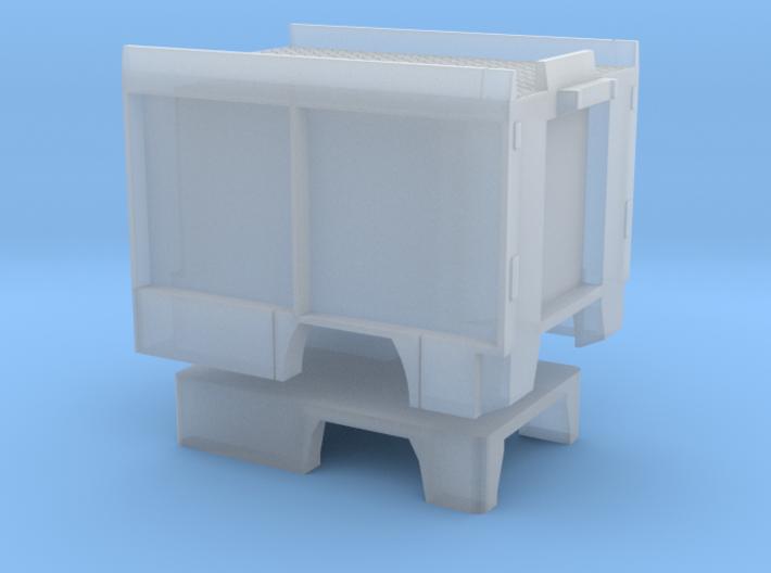 LF 20/6-TS-Aufbau ohne Rollos 3d printed