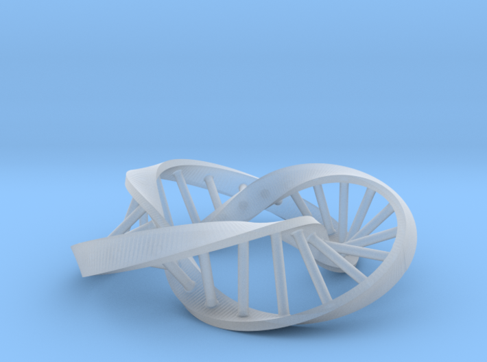 The Cycle of life 3d printed
