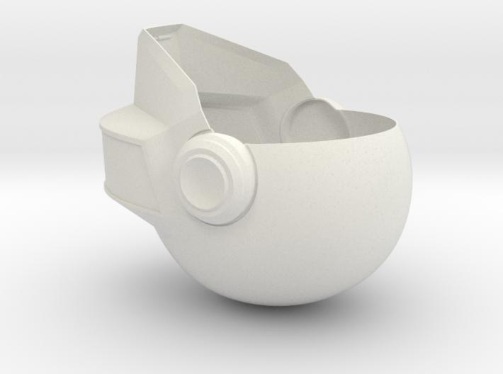 Thomas Helmet 3d printed
