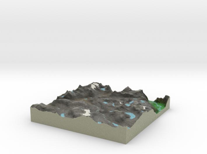 Terrafab generated model Fri Sep 27 2013 11:41:17 3d printed