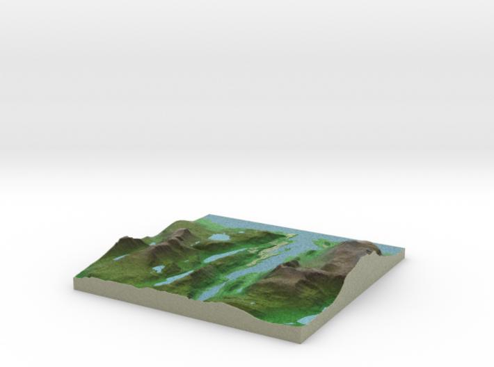 Terrafab generated model Fri Sep 27 2013 14:28:44 3d printed