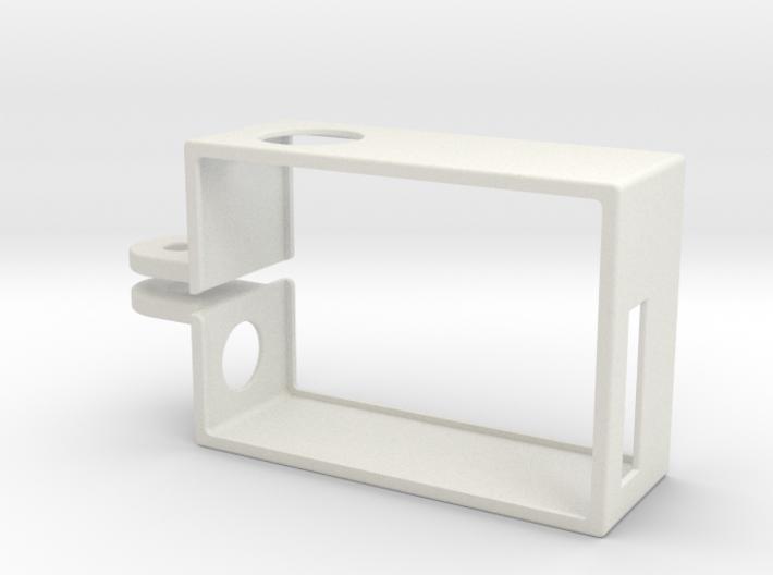 GoPro Hero3 Frame Vertical 3d printed