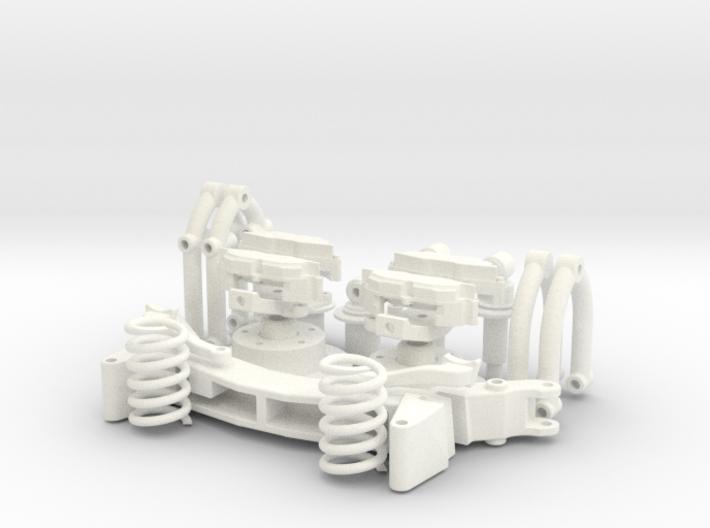 1 8 32 Deuce Independent Front Suspension 3d printed