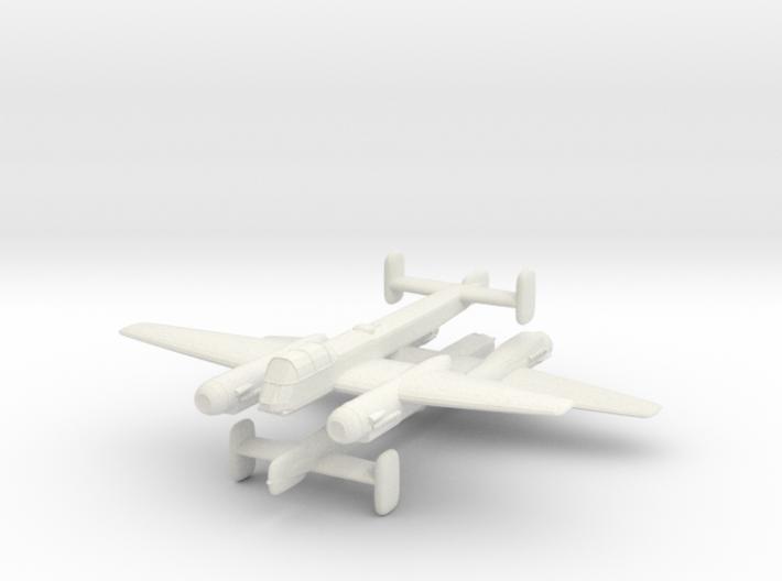 1/300 Arado Ar 240 (x2) 3d printed
