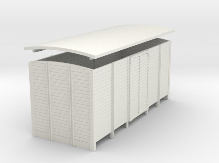 HOe/HOm Body Van Novent Door3 3d printed