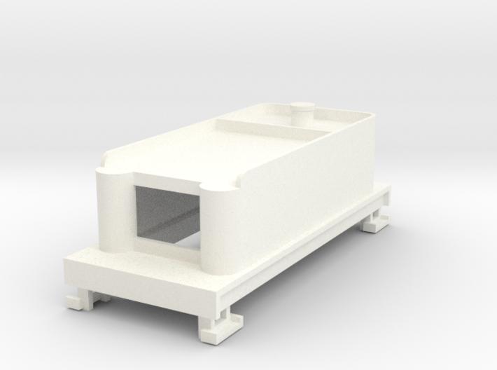Tender 280 Dcc (high) 3d printed