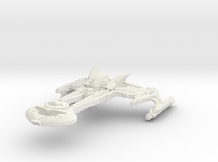 Wo'bortas Class Refit Battleship 3d printed