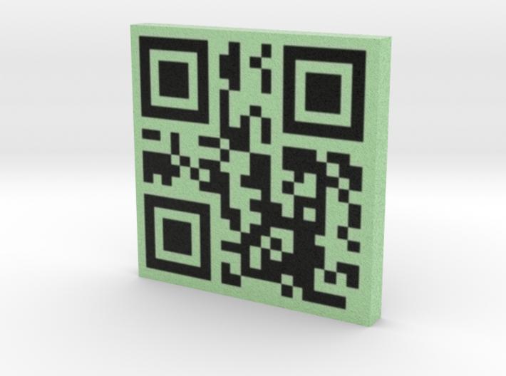 QRCode -- bart@neogen.com 3d printed