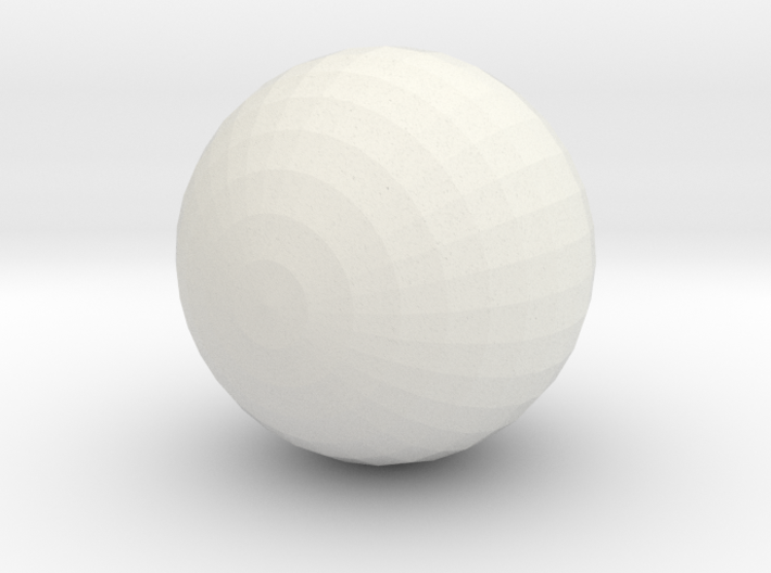 Angy Birds Ball 3d printed
