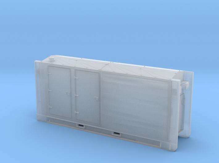 HFS-Pumpenmodul-mit glatten/gleichenbreiten Türen 3d printed