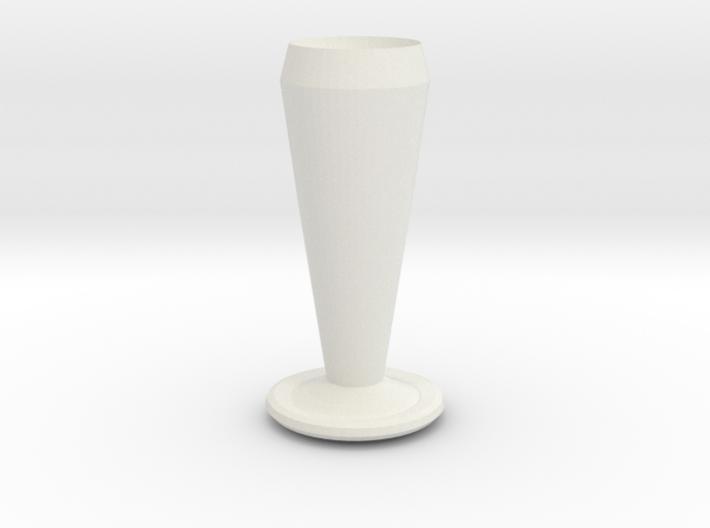 batman vase 3d printed