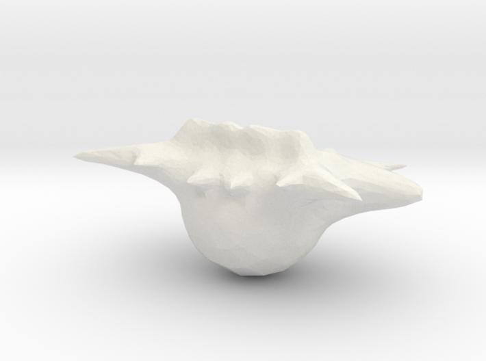 maszk 3. 3d printed
