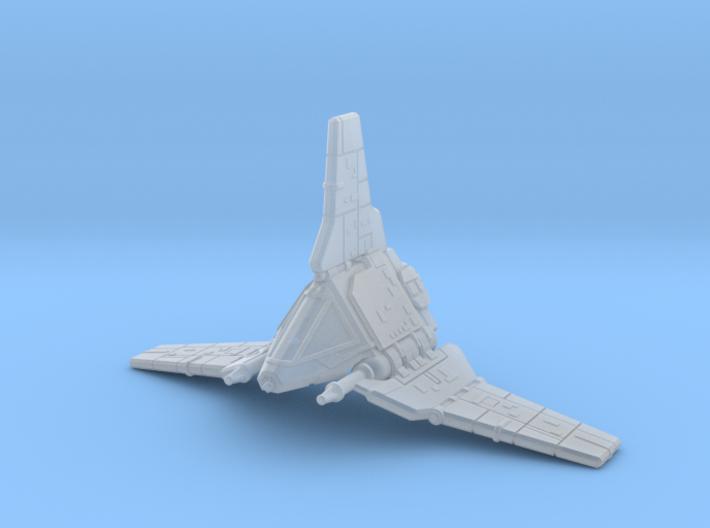 T-19 Starhopper 1/270 3d printed