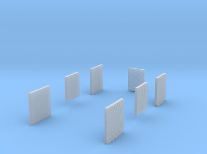 Econic HLF - Rollos 3d printed