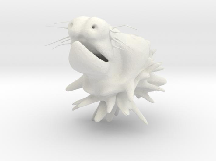Lion 3d printed