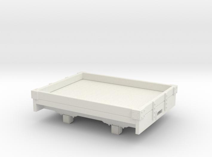 1:32/1:35 1 plank wagon 3d printed