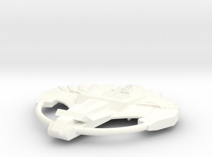 Venom Class Destroyer 3d printed