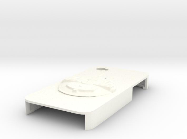 Ephone4 faucon millenium case 3d printed