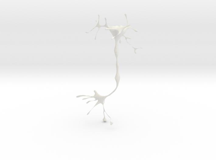 neuron 3d printed