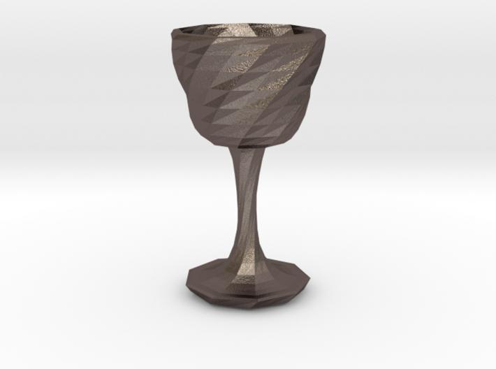 goblet long stem 3 3d printed
