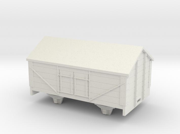1:32/1:35 salt wagon 3d printed
