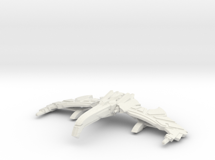 Chaos Class Warbird 3d printed