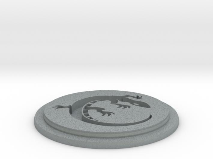 Salamander Team Disk 3d printed