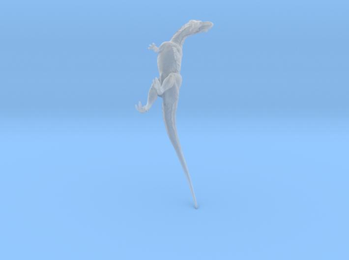 Allosaurus 1:100 3d printed