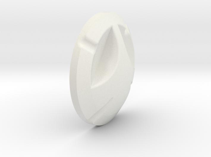 Cyclops Button 3d printed