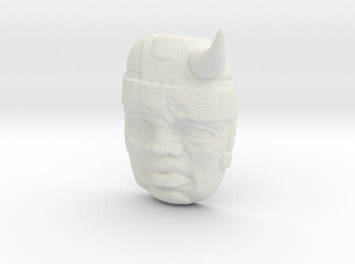 OlemicHead 3d printed