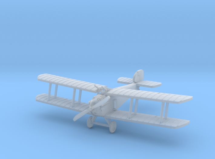 """Sopwith Dolphin """"Two Lewis"""" 1:144th Scale 3d printed"""