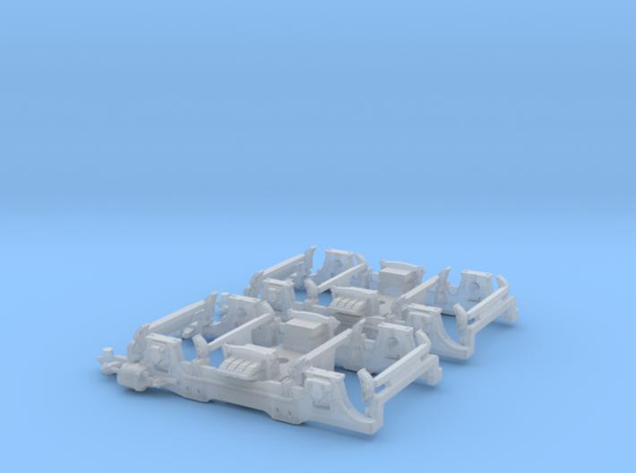HOT104 CP1b ac 3d printed