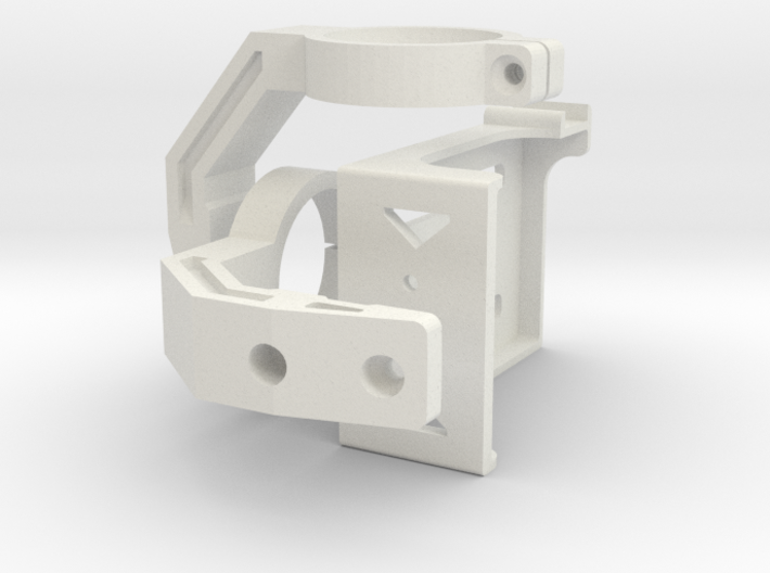 GoPro3 Gimbal - Roll And Pitch Assembly 3d printed