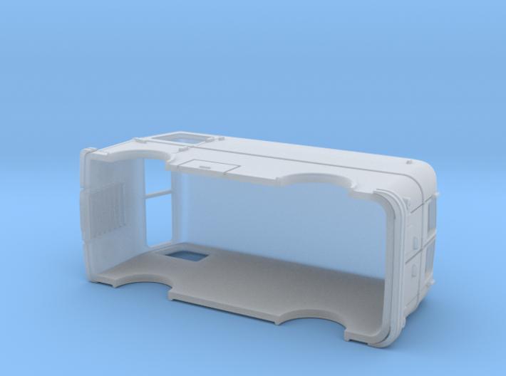 DAF A10 Side Loader 3d printed