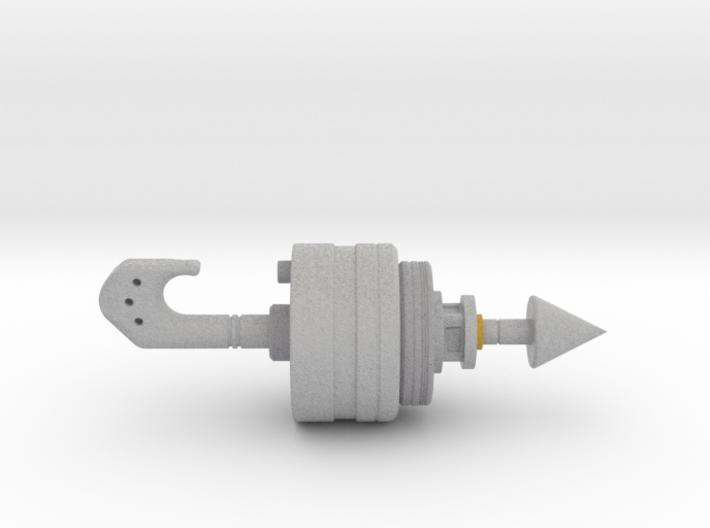 Grappling Hook (full color) 3d printed