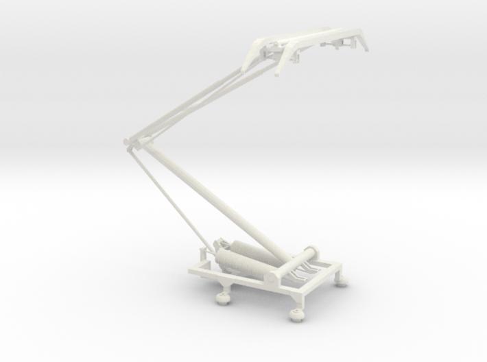 Pantograph 3d printed
